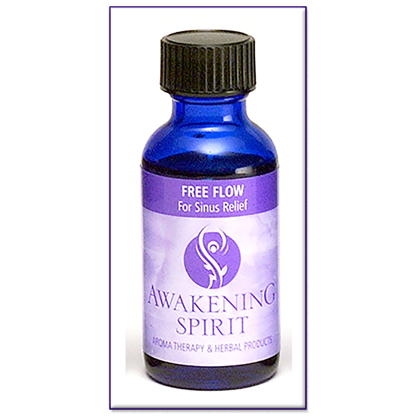 Free Flow Therapeutic Oil