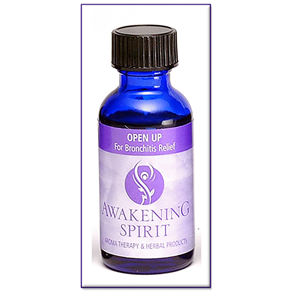 Open Up Therapeutic Oil